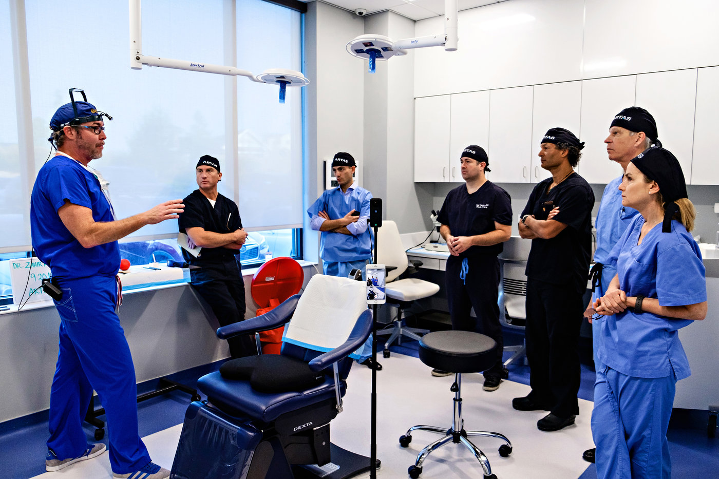 AAHRS-American-Academy-of-Hair-Restoration-Surgery-Ken-Anderson-Alpharetta-Atlanta-GA-2019 -1215